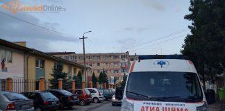 Ambulanță - Aleșd