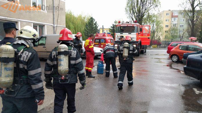 Pompierii-Aleșd