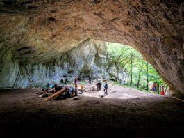 Peștera Osoi din Vârciorog