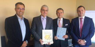 Parteneriatul între UNPR și EAS semnat în Slovacia