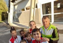 """Sportivii clubului CS Crișan Oradea s-au întors cu 6 medalii de la întrecerile competiției internaționale de karate """"Avas Cup"""", care s-au desfășurat în Ungaria"""