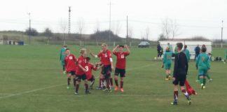 Prima victorie pentru echipa de fotbal feminin Sporting Lugaș