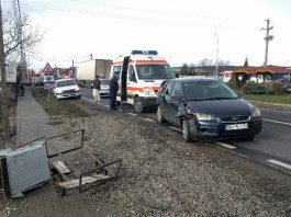 Accident Aleșd 11.12.2017