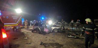 Accident Lugașu de Jos 19.12.2017-