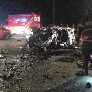 Accident mortal la Lugașu de Jos - alesdonline.ro
