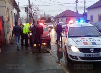 Accident rutier Oradea