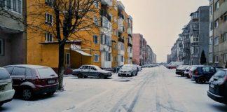 Zăpada Aleșd