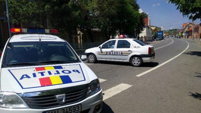Politia orașului Aleșd