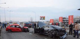 Accident centura Oradea