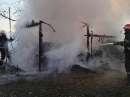 pompierii militari din Aleșd