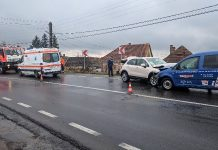 accident frontal urvind 4 februarie 2018