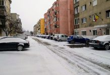 zăpadă Aleșd-2