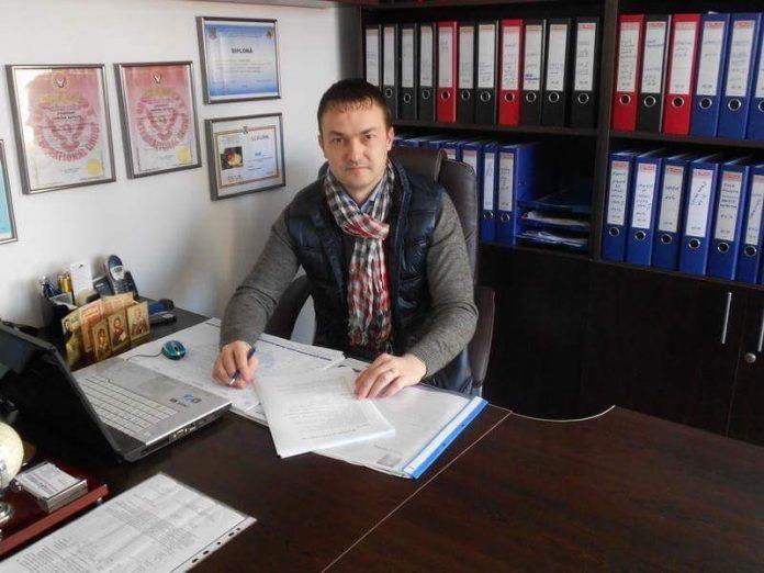 Ionuț Lazăr primarul comunei Aștileu