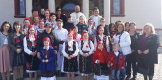 Parohia Ortodoxă Subpiatră și Școala Gimnazială nr. 1 din localitatea Hotar