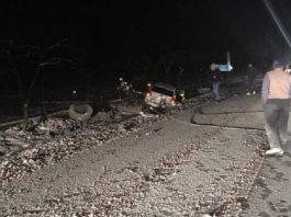 accident Borod 02.03.2018