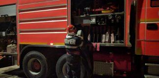 pompierii militari din Aleșd 15.03.2018