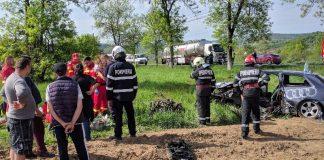 Accident Aușeu 24.04.2017-1