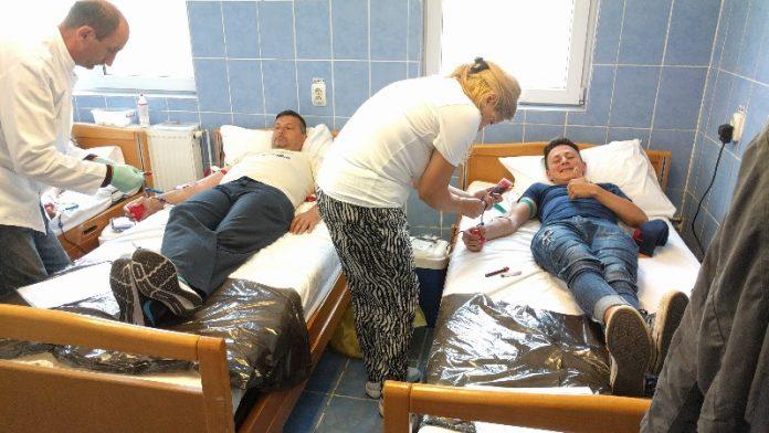 Donare de sânge la Aleșd-800x450