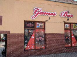games bar Aleșd