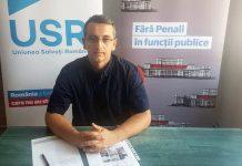 Şeful USR Aleşd Sebastian Bradea, îi cere primarului din Aleşd, Ioan Todoca, să se retragă
