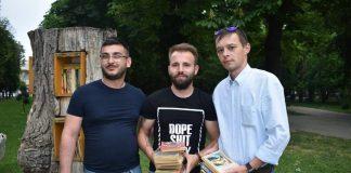 """""""Donează o carte, investeşte în viitor"""" – proiectul Tinerii Alianței Liberalilor și Democraților dinOradea-800x533"""