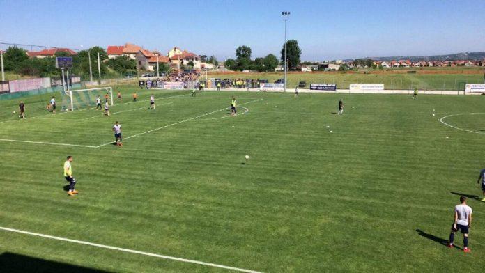 Fotbaliștii de la Luceafărul Oradea au obținut, duminică, o nouă victorie în cadrul campionatului Ligii a II-a-800x450