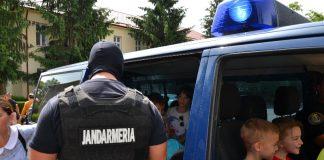 Porţilor Deschise la Jandarmeria Bihor