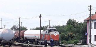 Agent de pază, lovit mortal de un tren în gara Tileagd~2-800x551