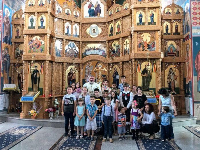 """Biserica """"Nașterea Sfântului Ioan Botezătorul din Aleșd-800x600"""