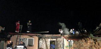 Incendiu la o casă de locuit din Peștiș~2-800x600