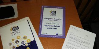 Liceul Teoretic Constantin Șerban din Aleșd a devenit oficial Școala eTwinning 2018 - 2019 -800x600