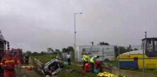 Accident grav la Beiuș 3 -800x600