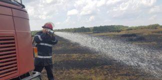 Incendii produse la culturi agricole și miriști-800x600