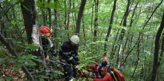 Zeci de pompieri la Ponoară! 3 -800x533