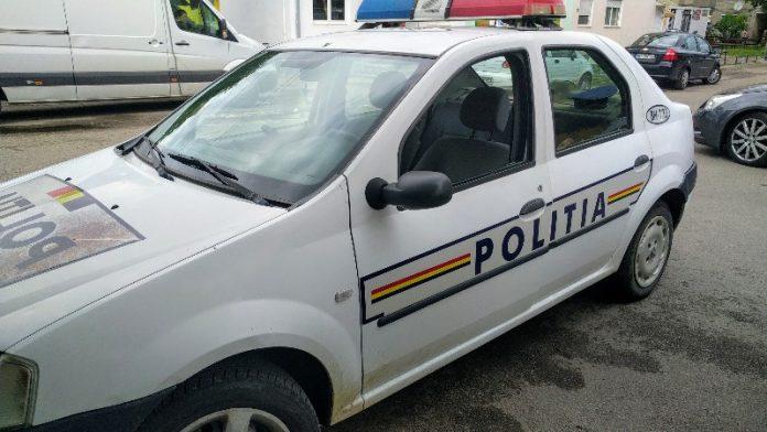 masina poliția orașului Aleșd-800x450