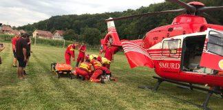 Elicopterul SMURD a intervenit la Vadu Crisului-800x600