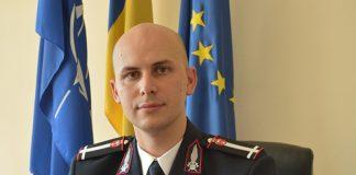 ISU Bihor are un nou adjunct al inspectorului sef, maiorul Csilik Alexandru Adrian-800x800