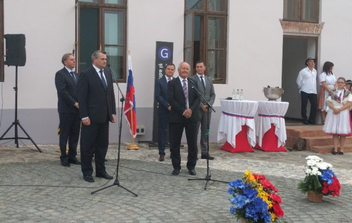 Ambasadorul Republicii Slovace la București, Karol Mistrík-800x508