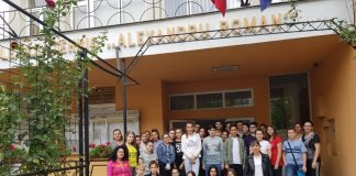 Ziua de curățenie Națională la Colegiul Tehnic Alexandru Roman din Aleșd 1 -800x600