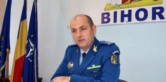 LOCOTENT COLONELUL IOAN BOGDAN NOUL ȘEF AL JANDARMERIEI BIHORENE-800x572