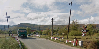 cale ferată Astileu