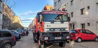 incendiu horn Aleșd