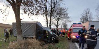 Accident Borod 03.12.2018