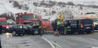 Accident mortal pe DN 1 Cluj-Napoca – Huedin -800x389
