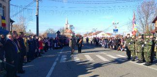 Parada de 1 Decembrie de la Vadu Crișului-800x450