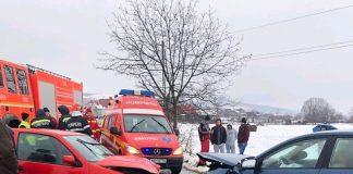 Accident cu victime în Birtin~2-800x603