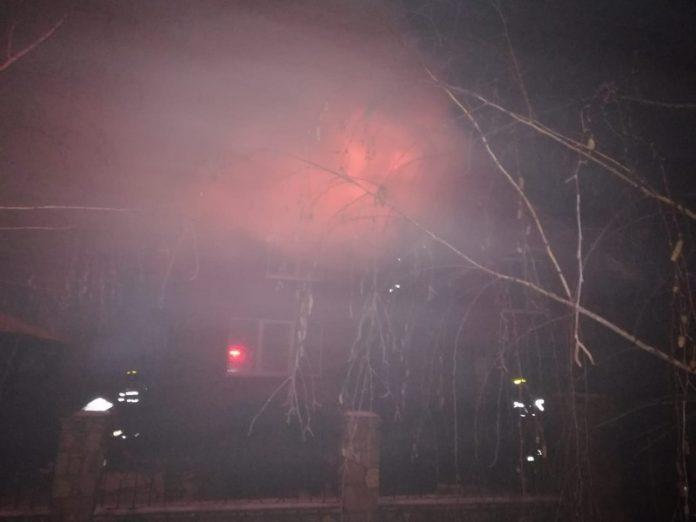 Incendiu la o locuință din Peștere, comuna Aștileu-800x600
