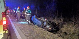 Accident în Lugașu de Jos