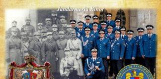 100 ani de la înfiinţarea Jandarmeriei Bihorene