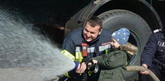 Ziua Mondială a Apei marcată la Muzeul Pompierilor Bihoreni